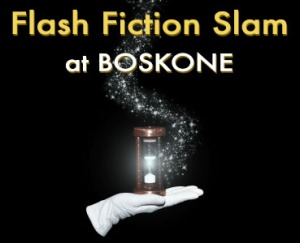 Flash Fiction Slam