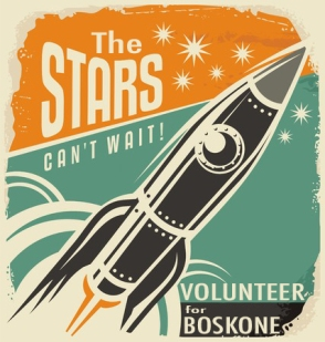 Volunteer for Boskone
