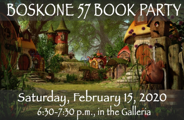 Boskone 57 Book Party